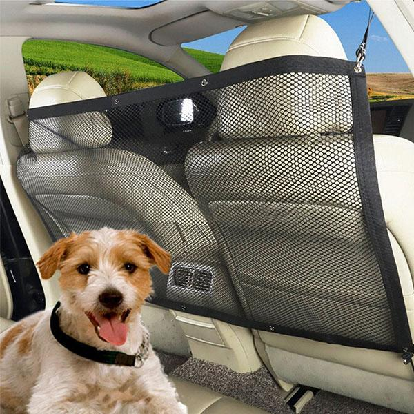 Pet Barrier Car Anti-Collision Mesh