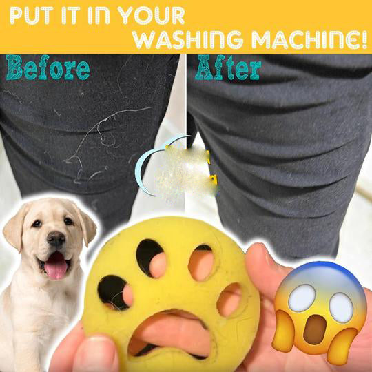 Laundry Fur Remover