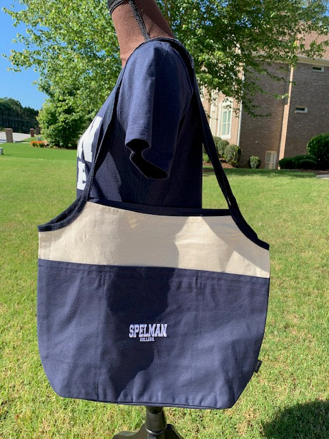 Spelman College Cotton Fashion Tote