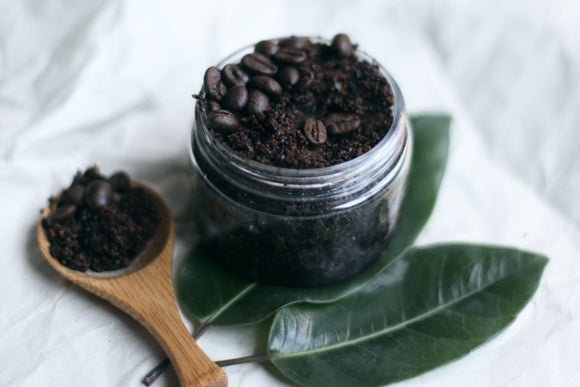 Organic Coffee Coconut Body Polish