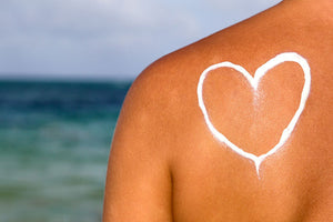 Natural Chemical Free Sunscreen