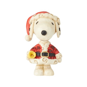 Mini Snoopy Santa - Lake Norman Gifts