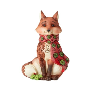 Winter Wonderland Fox - Lake Norman Gifts