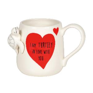 Turtle Sculpted Mug - Lake Norman Gifts