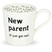 PARENTheses New Parent Coffee Mug - Lake Norman Gifts