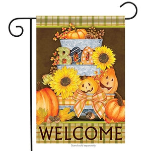 Halloween Garden Flag - Lake Norman Gifts