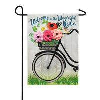 Wonderful Ride Garden Flag - Lake Norman Gifts