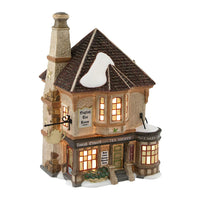 Joseph Edward Tea Shoppe Lighted Building - Lake Norman Gifts