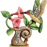 Wonderland Bird Stone Resin Figurine - Lake Norman Gifts