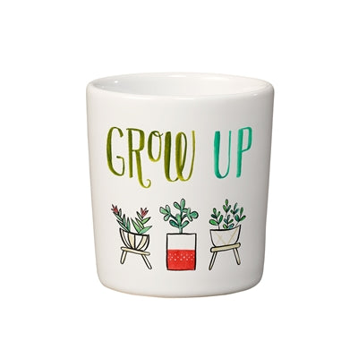 Grow Up Mini Planter - Lake Norman Gifts