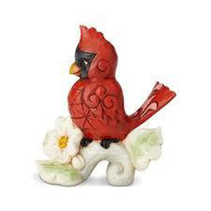Mini Cardinal Figurine