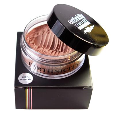 Mineral Bronzers by Earthnicity Minerals London
