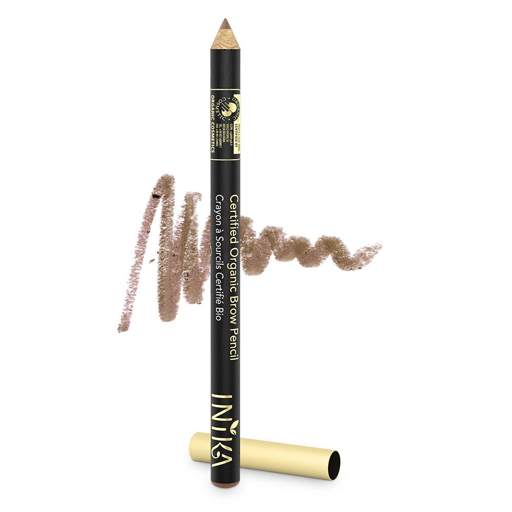 Certified Organic Brow Pencil by INIKA