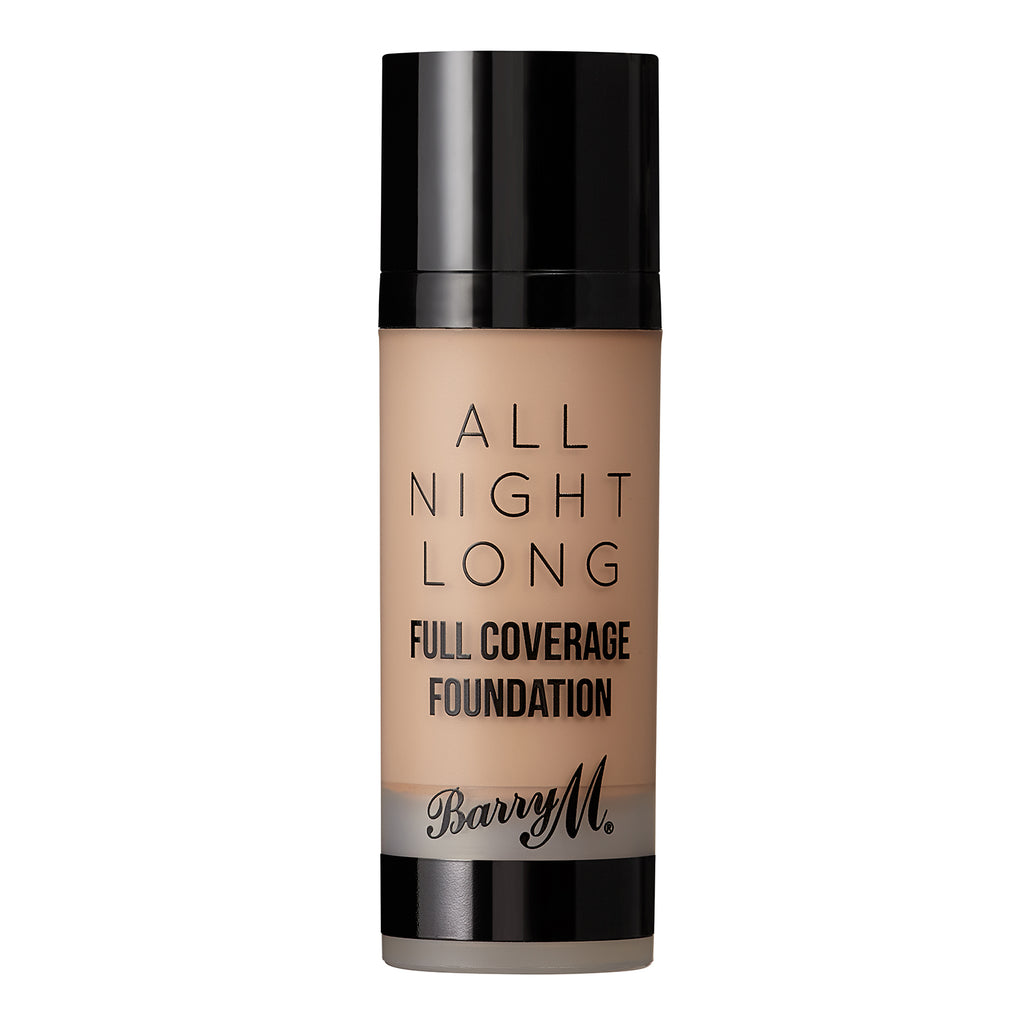 All Night Long Full Coverage Foundation by Barry M Foundation