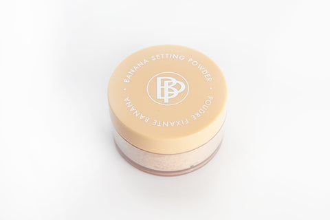 Foundation - Banana Setting Powder