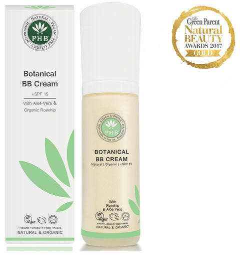 Botanical BB Cream + SPF 15 by PHB BB Cream