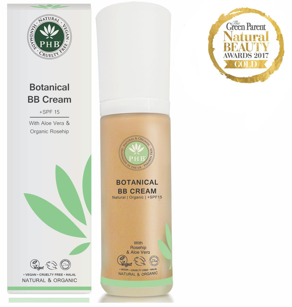 Botanical BB Cream + SPF 15 by PHB Foundation