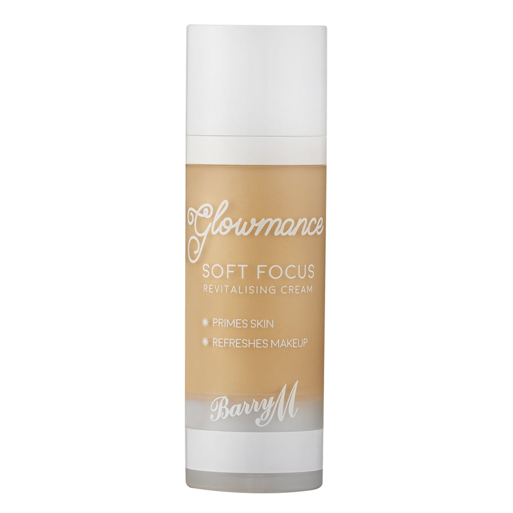 Foundation - Glomance Soft Focus Cream - Shimmer