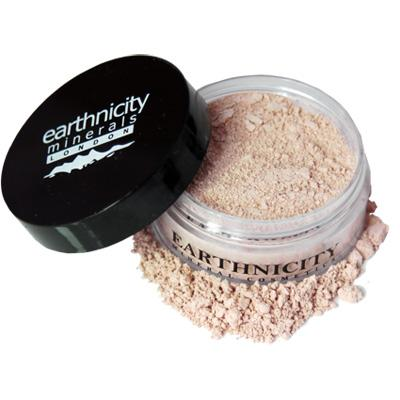 Mineral Foundation by Earthnicity Minerals London Foundation