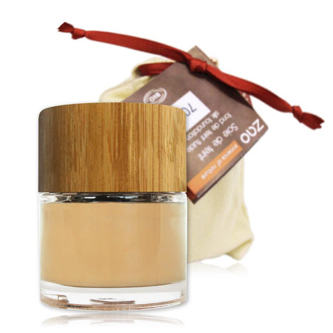Silk Foundation - Certified Organic by ZAO