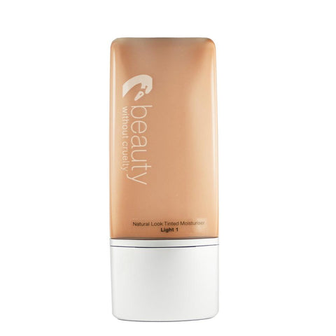 Tinted Moisturiser by Beauty Without Cruelty Foundation
