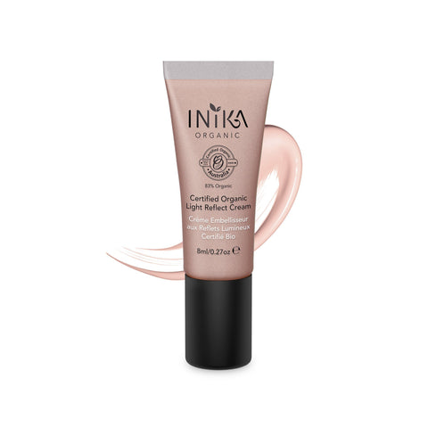 Certified Organic Light Reflect Cream by INIKA