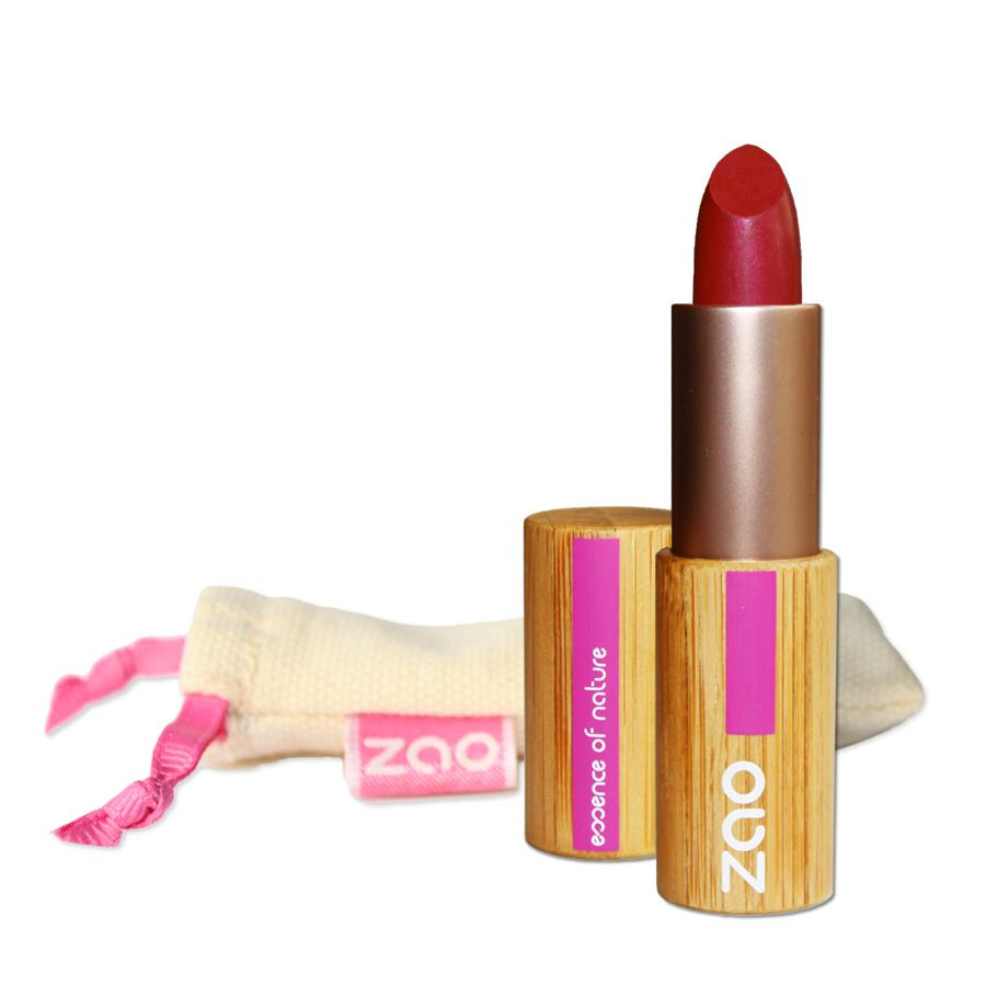 Matt Lipstick - Certified Organic by ZAO Lips