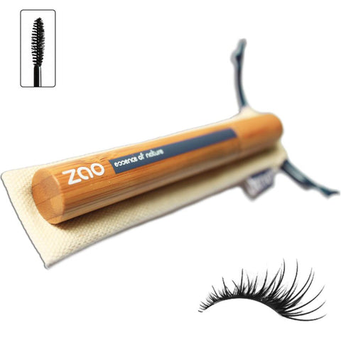 Volume and Sheathing Mascara - Certified Organic by ZAO Mascara