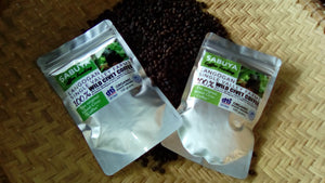 100% Pure Organic Palawan Wild Civet Coffee 2 Packs Roasted Whole Beans