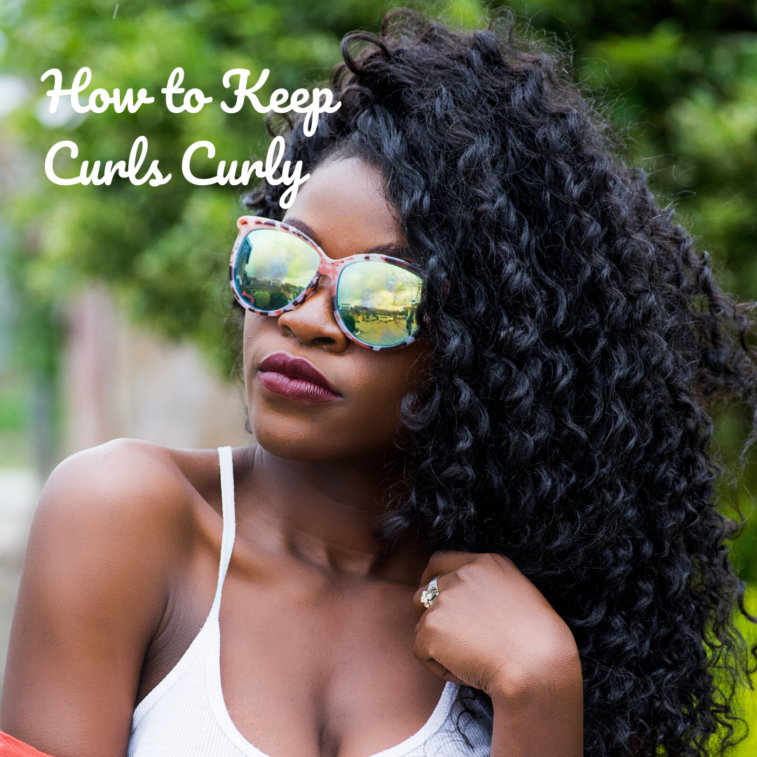 Luxeriva tips on how to maintain curly hair all day