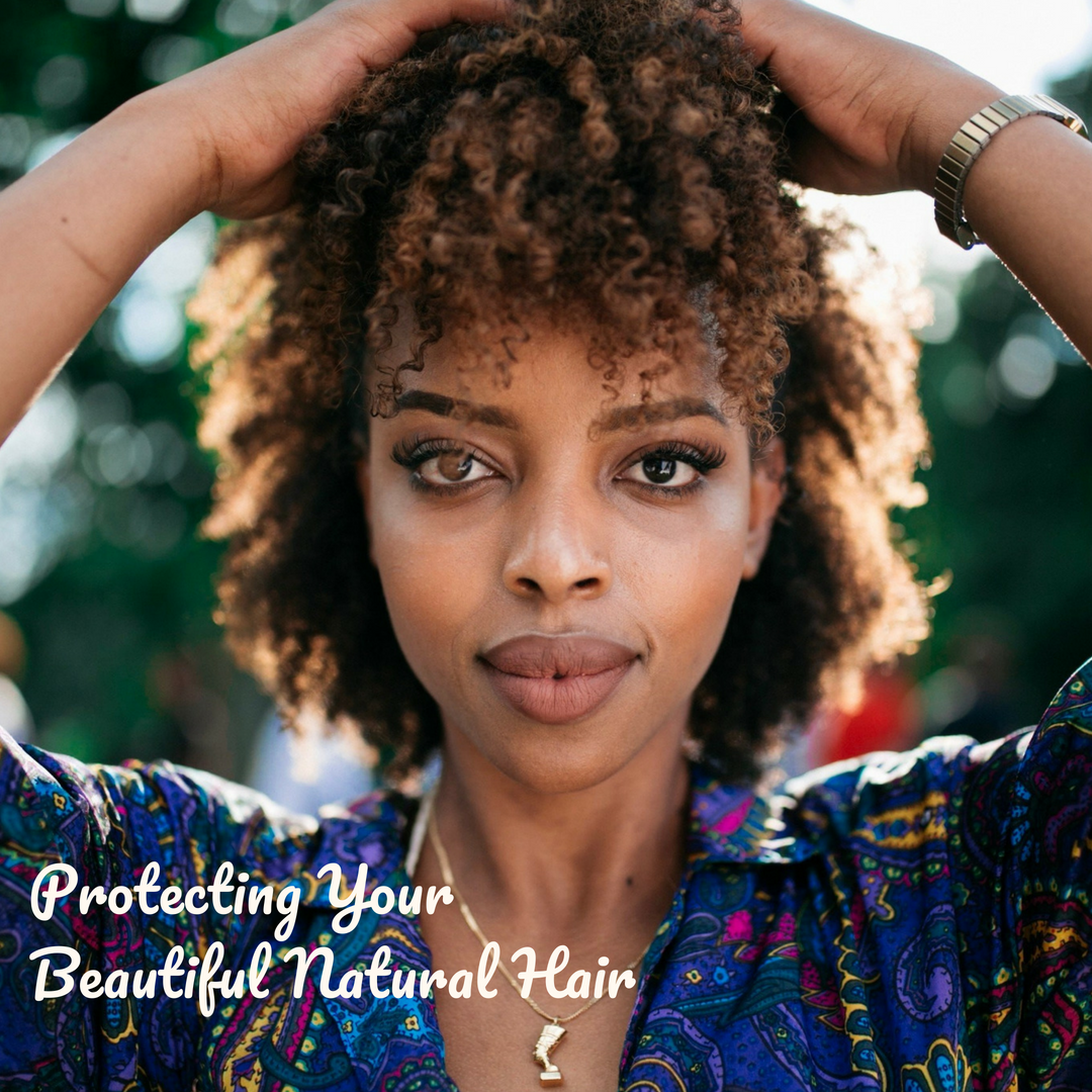 Weaves as Protective Styling