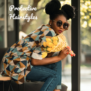 11 Tips for Protective Hairstyles | Luxeriva 100% Premium Quality Hair Extensions