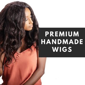 Coming Soon: a range of wigs made with our premium hair
