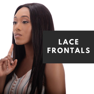 Frontals that give your hairstyle a natural finish