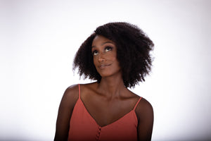 Eve Afro Curly Bob Wig