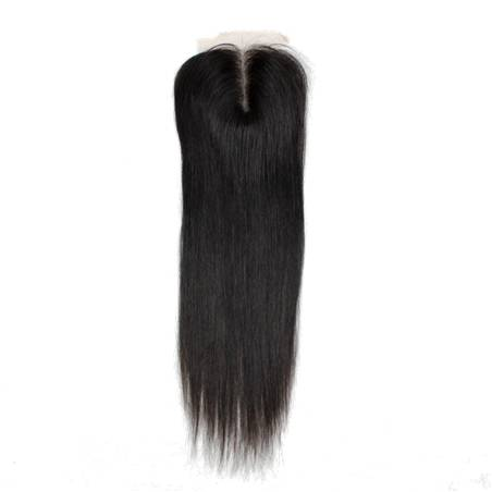 Our straight Brazilian hair closures last well over a year with regular use