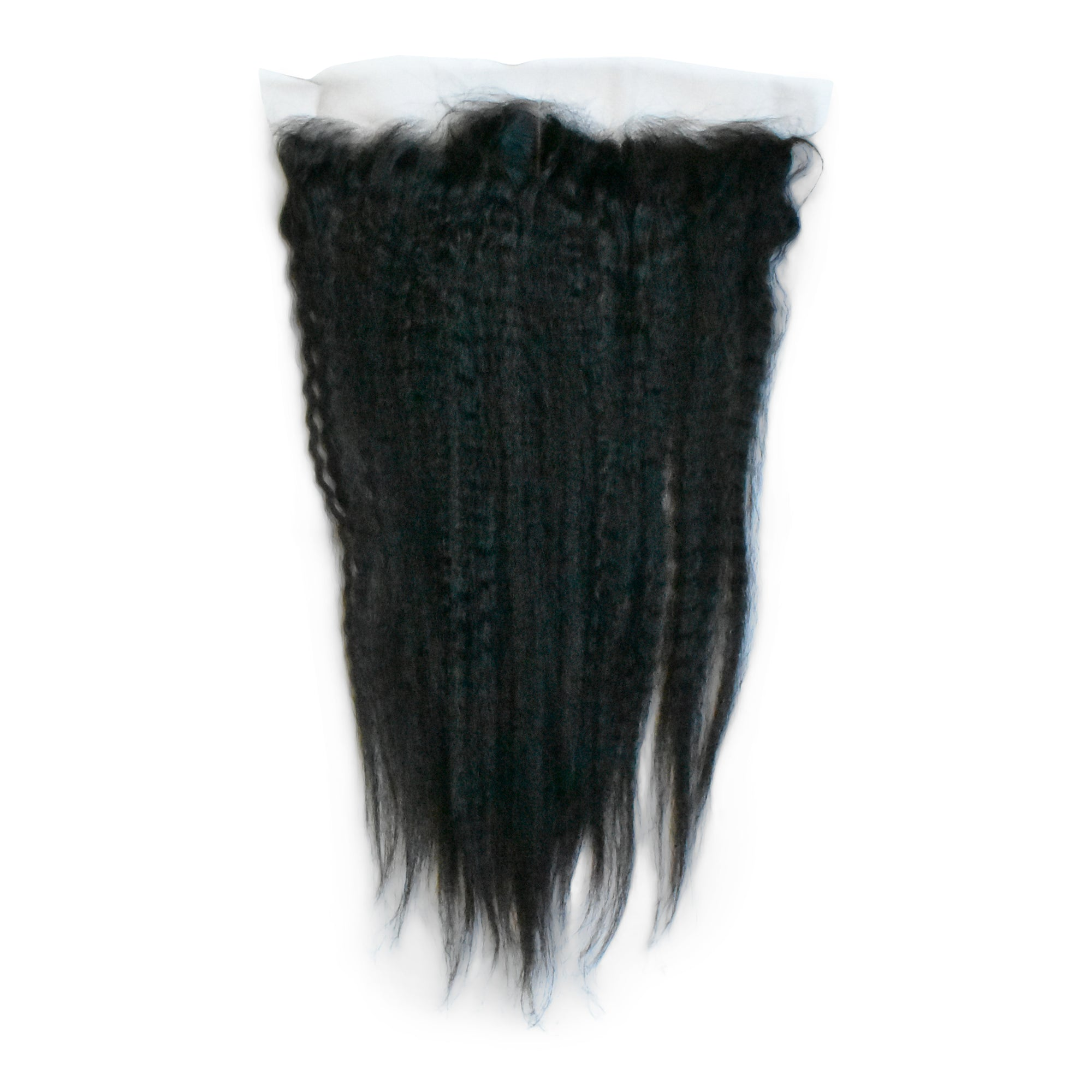 Our afro blow-out frontals are a great match for 4B/4C hair!
