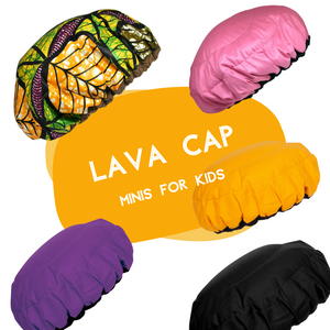 Lava Cap Hot Conditioning Booster Kit | Retba Rose Kids