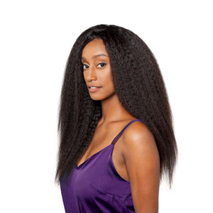 Our afro blow-out frontals are so soft, thick and full creating a healthy looking natural hairline