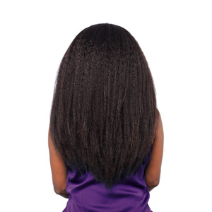 Luxeriva afro blow-out bundles add length and volume to your natural hair