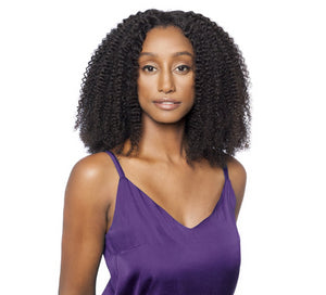 Amina Wig | Afro Curly | The Invisible Wig | luxeriva