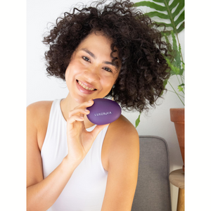 Detangling Hairbrush | Palm Pebble