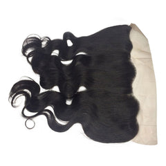 "16"" body wave Brazilian hair frontal"