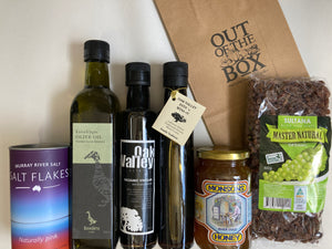 Local produce gift box
