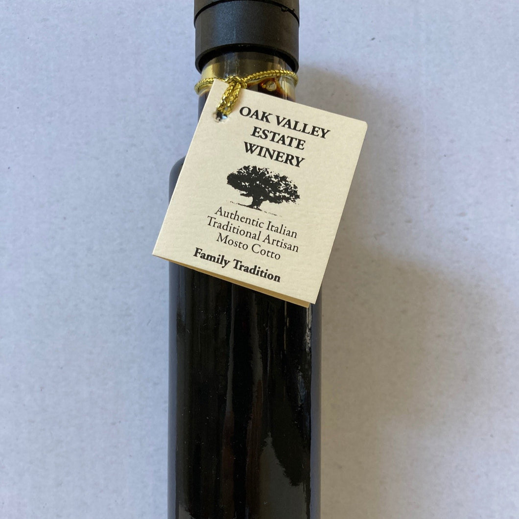 Oak Valley Estate Vincotto 250mL
