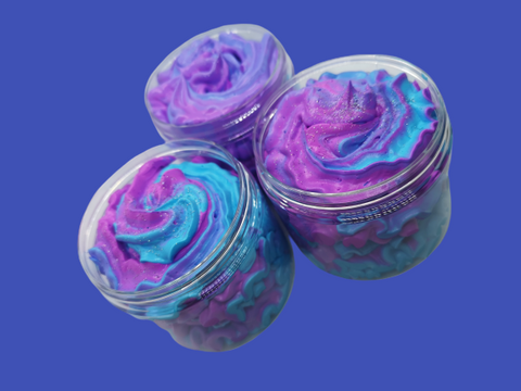 ice pixie whipped soap