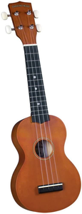 DIAMOND HEAD UKE SOPRRANO MAHOGANY W/ BAG