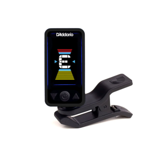 D'ADDARIO Eclipse Headstock Tuner, Black PW-CT-17bk