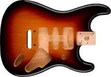 Fender Deluxe Series Stratocaster Alder Body 3-Color Sunburst