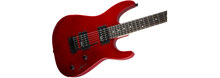 JACKSON JS11 DINKY METALLIC RED